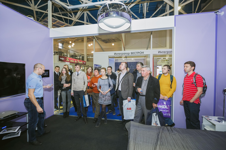 В Москве построили модель высокотехнологичного «Умного дома»