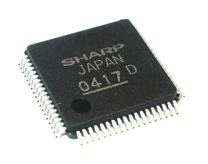 Решение для управления LCD-панелями от SHARP