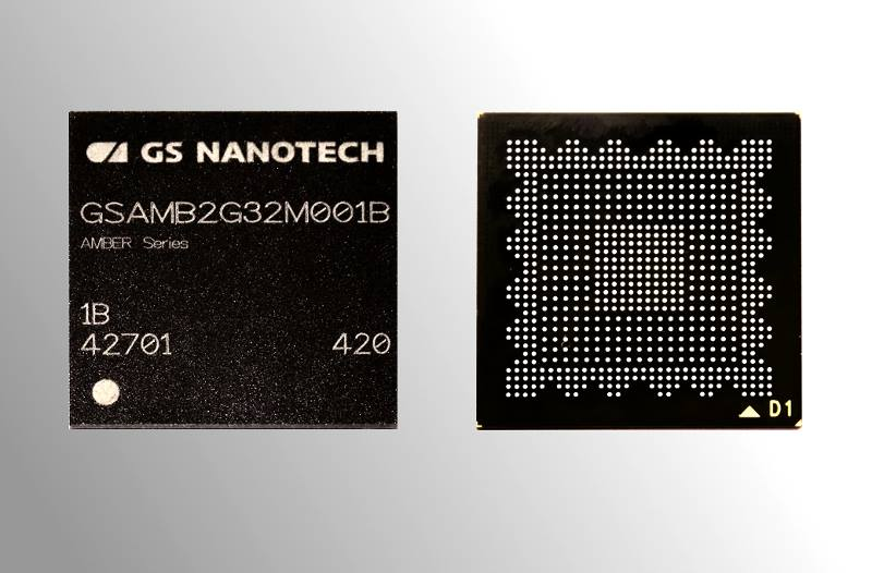 GS Nanotech выпустил 2 млн российских микропроцессоров по технологии SiP