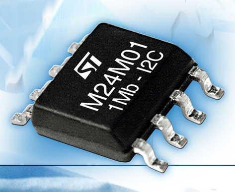 Serial EEPROM от STMicroelectronics