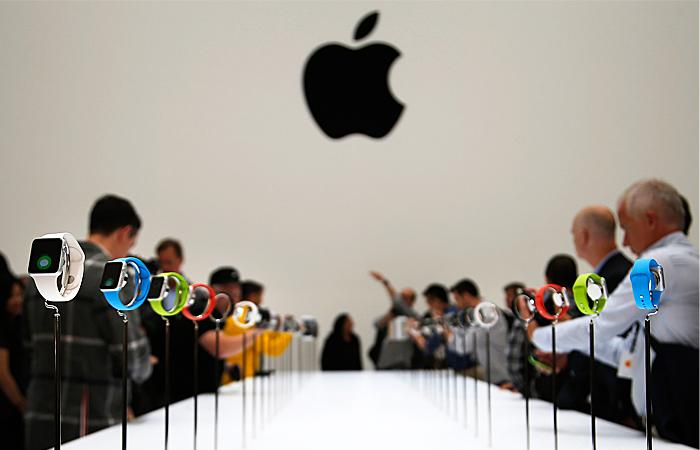 Apple получила рекордную квартальную прибыль