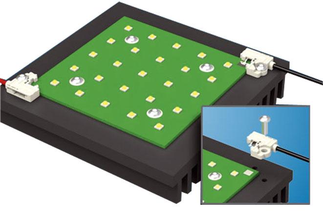 Панельки для светодиодов