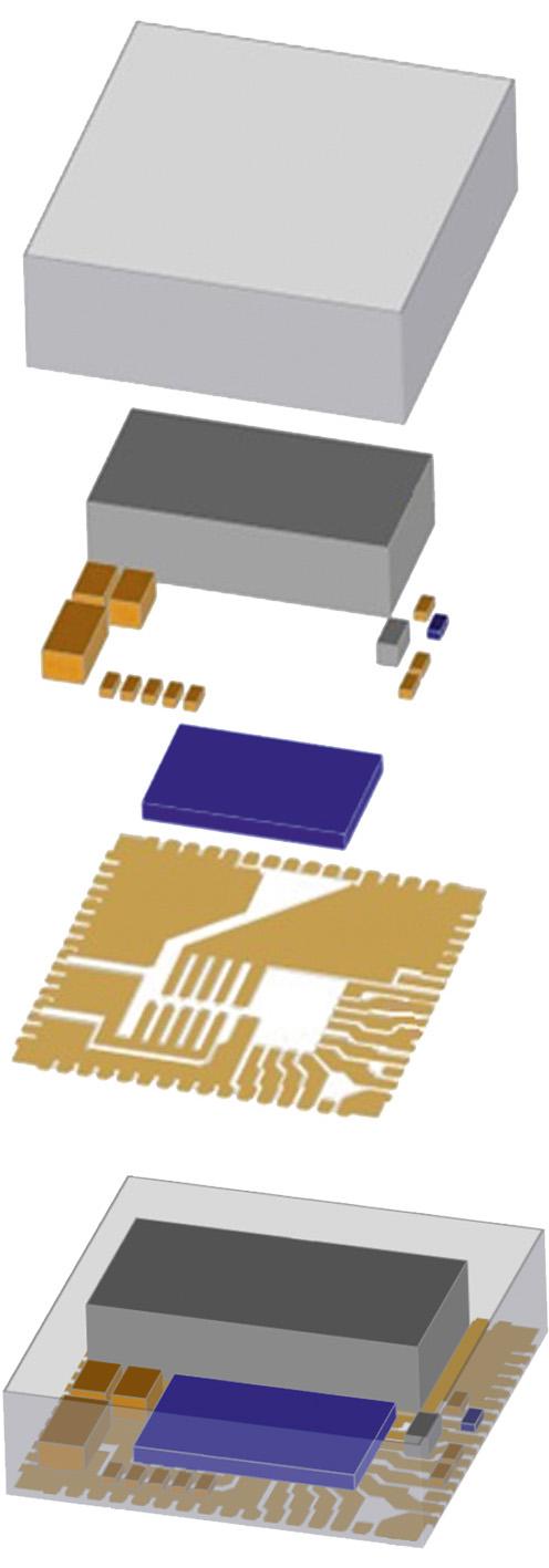 DC/DC интегральные модули от компании Monolithic Power Systems