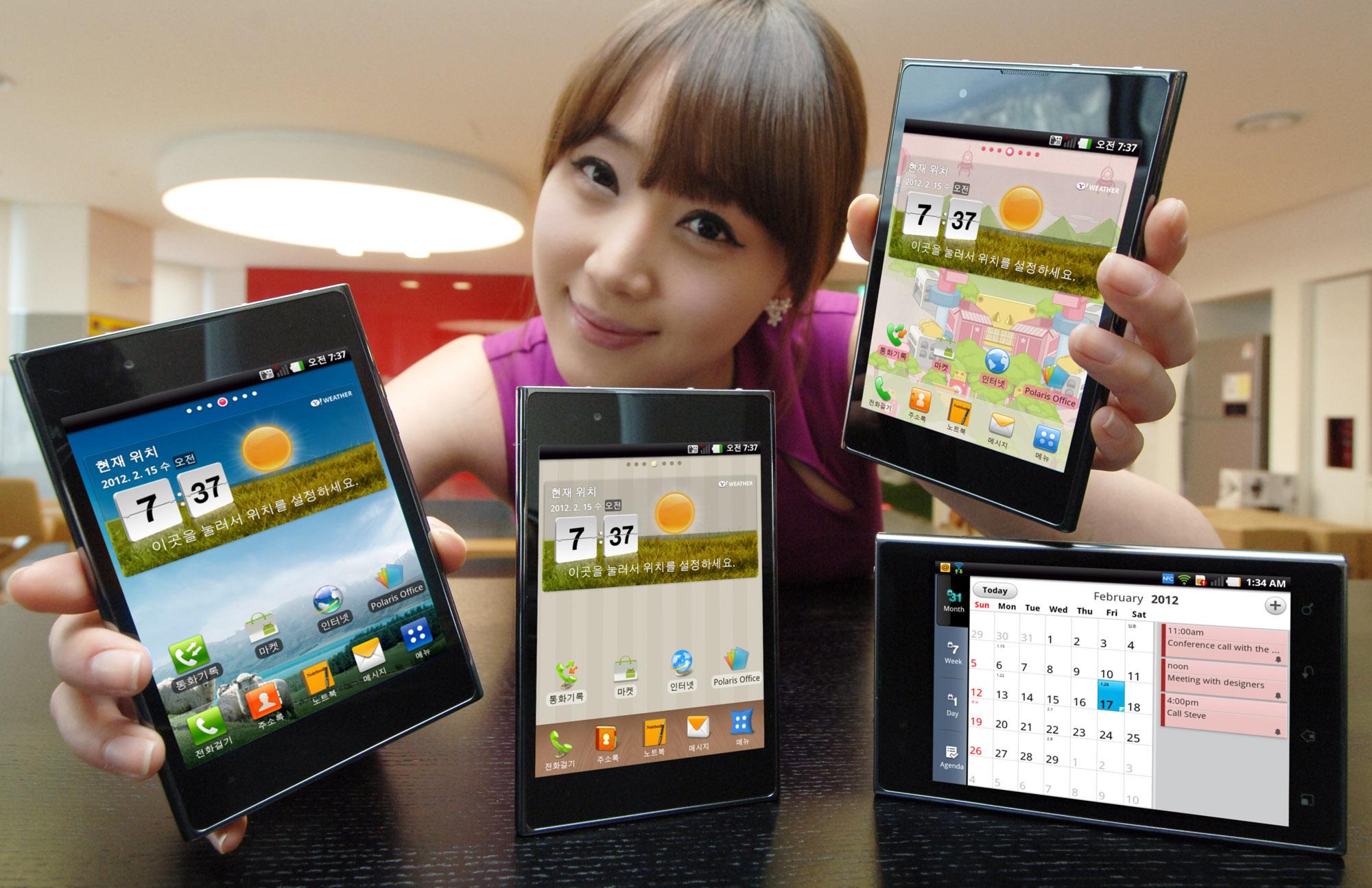 Рынок дисплеев для планшетов вырос вдвое