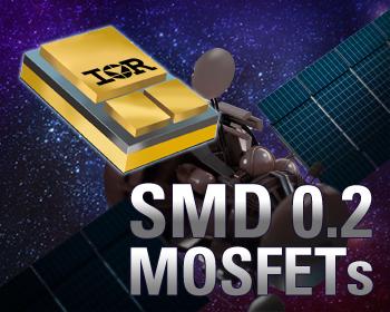MOSFETs в новом запатентованном корпусе SMD0.2, значительно снижающем массо-габаритные характеристики в HiRel-приложениях космического назначения