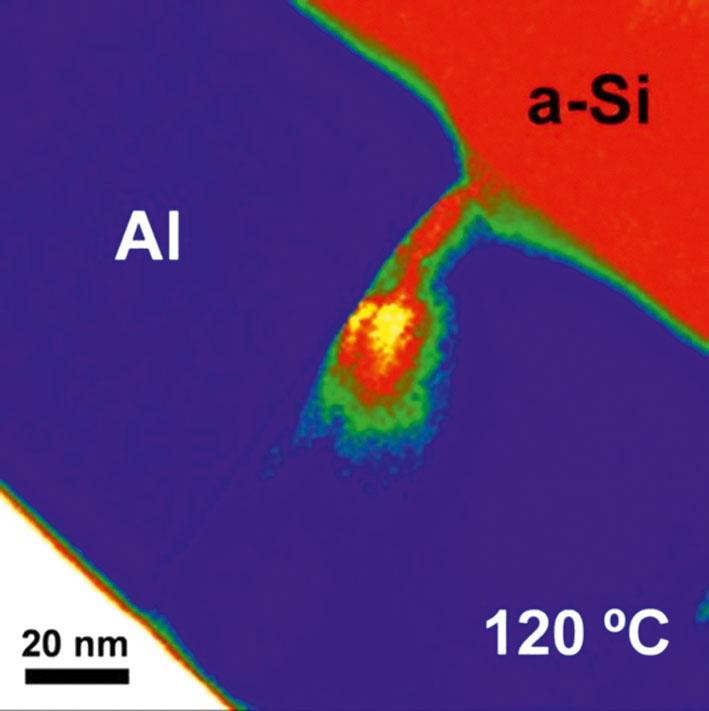 Германские учёные разработали дешёвую технологию производства нанопроводов