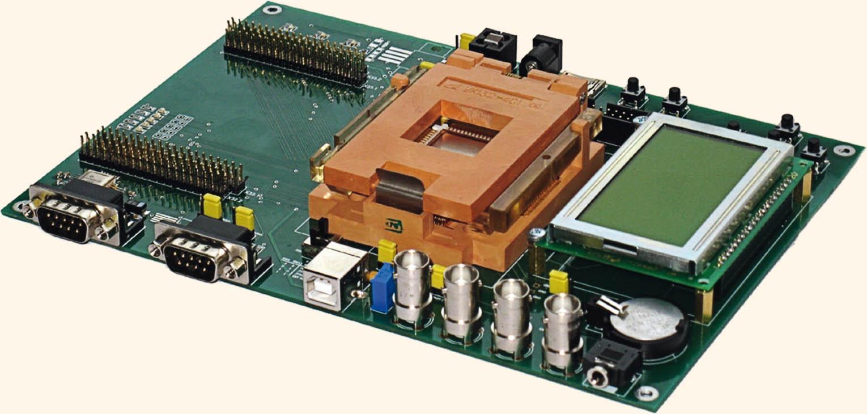 Отладочные средства для российского 32-разрядного микроконтроллера 1986ВЕ91Т