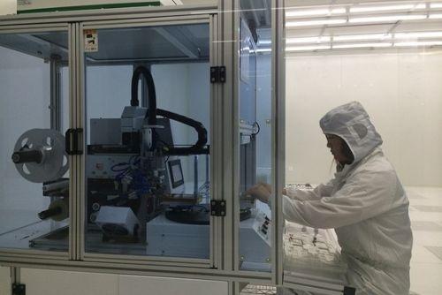 Foxconn отделила полупроводниковый бизнес