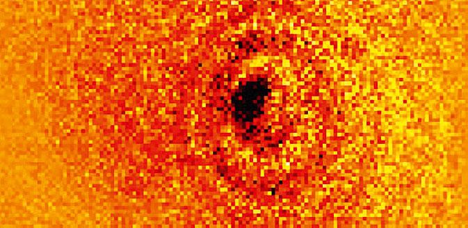 Тень атома: прорыв к квантовым компьютерам