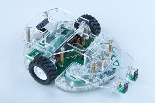 На KickStarter вышел российский проект образовательной робототехники