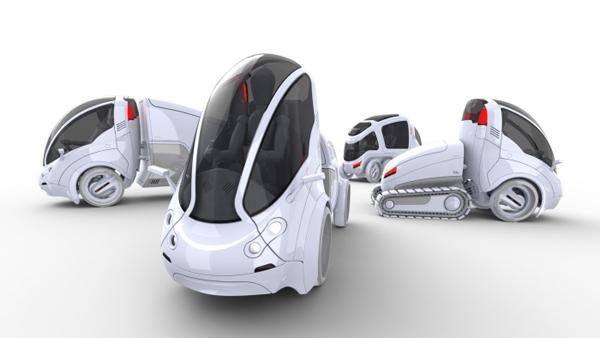Создание автомобиля будущего в конкурсе Valeo Innovation Challenge 2016