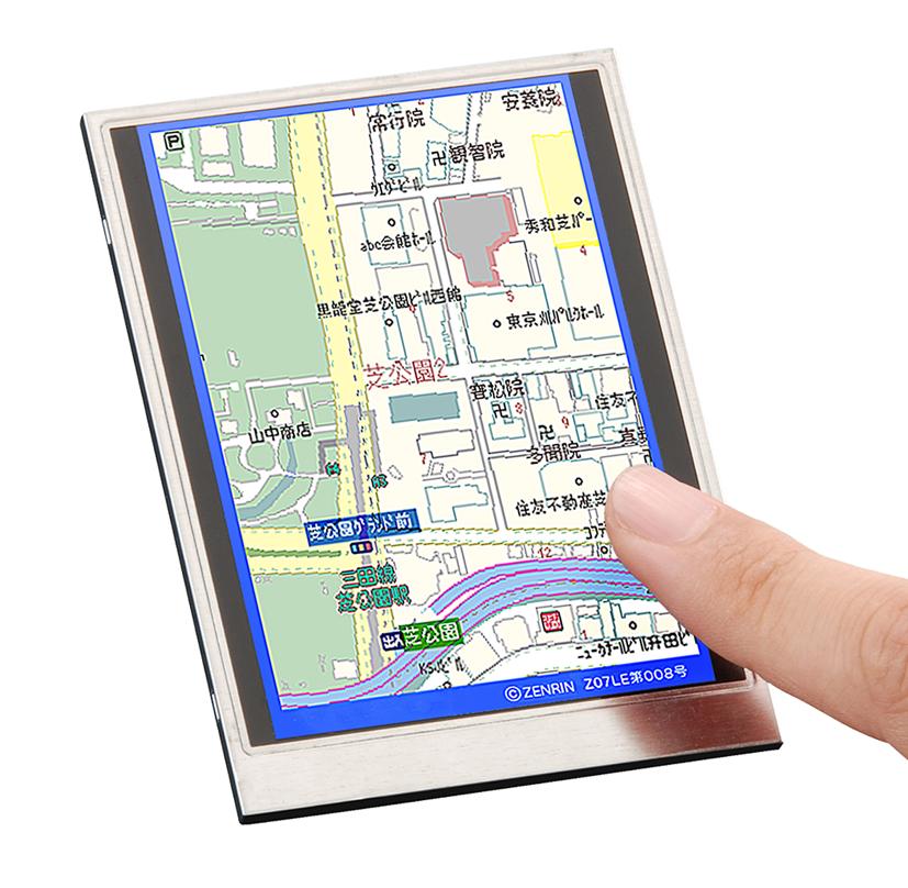 Sharp представляет новый системный ЖКД с функцией сканирования