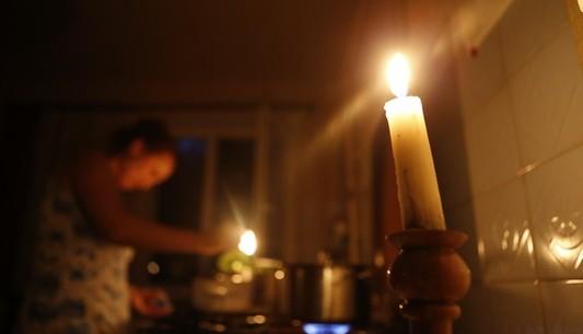 40% россиян сталкиваются с перебоями электроснабжения