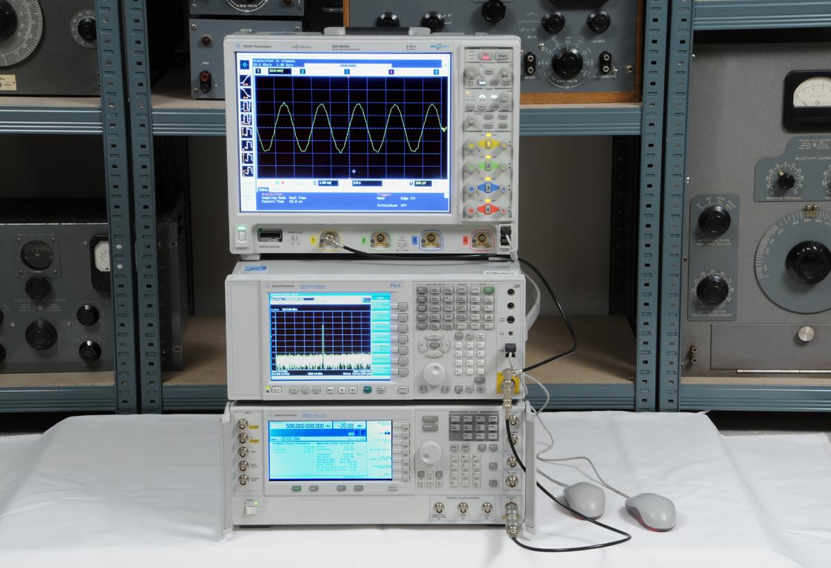 Приложение для записи и анализа данных, полученных при помощи анализаторов спектра реального времени