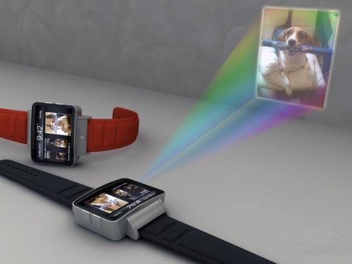 IHS о перспективах рынка дисплеев для носимой электроники