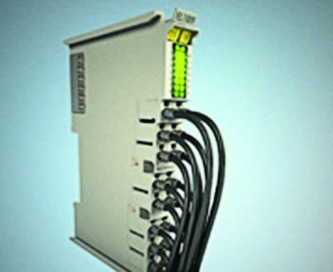 Beckhoff выпустил новые модули ввода/вывода с двойной плотностью контактов