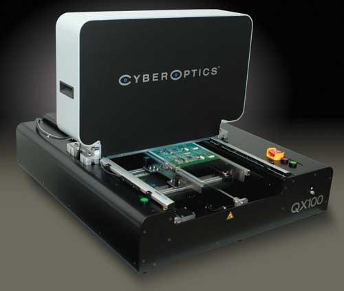 Компания CyberOptics наделяет технологию 3D-инспекции новыми возможностями
