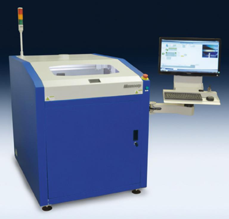 Новая система  селективной пайки IS-T-300  от компании Manncorp