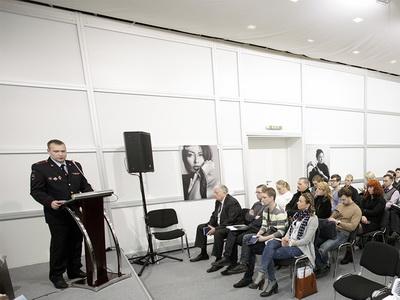 Вопросы тахографии обсудили в Санкт-Петербурге