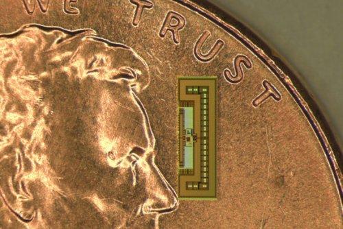 Крошечный радио-чип может стать «двигателем» интернета вещей