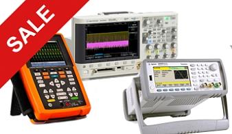 Распродажа складских остатков приборов Agilent Technologies