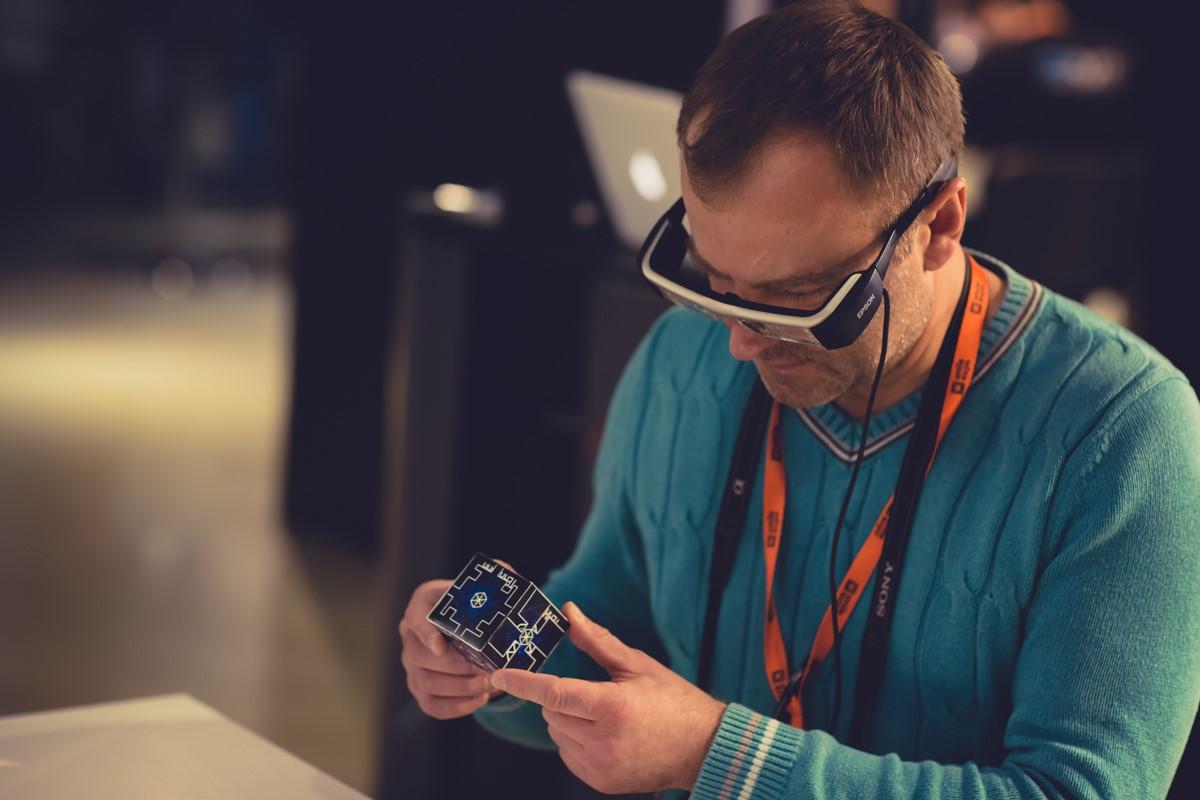 Как прошла первая AR Conference