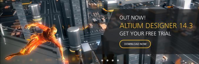 Компания «Родник»: вышло обновление Altium Designer 14.3