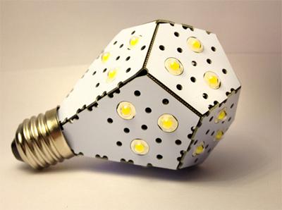 Светодиодная лампа NanoLight - такого еще не встречали!