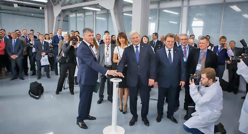 «Микран» открыл  в Томске завод радиоэлектроники