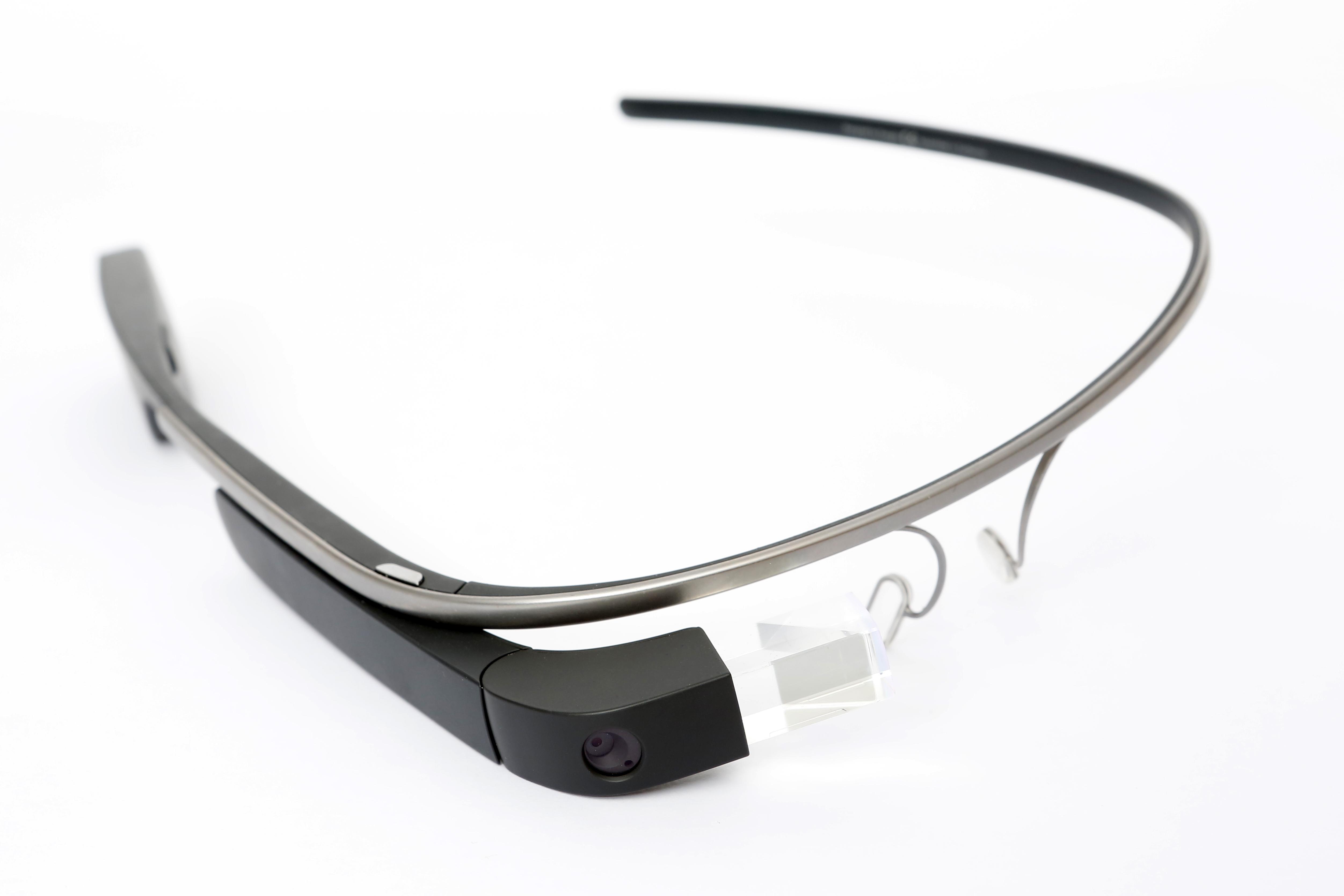 Тест Google Glass