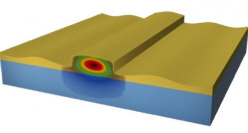Первый чип, позволяющий управлять светом при помощи волн звуковых колебаний
