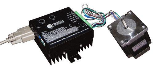 Программируемый контроллер для управления шаговыми двигателями