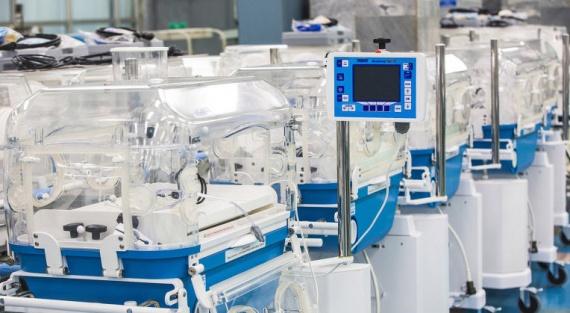 Импортозамещающее медоборудование на выставке «Здравоохранение–2014»