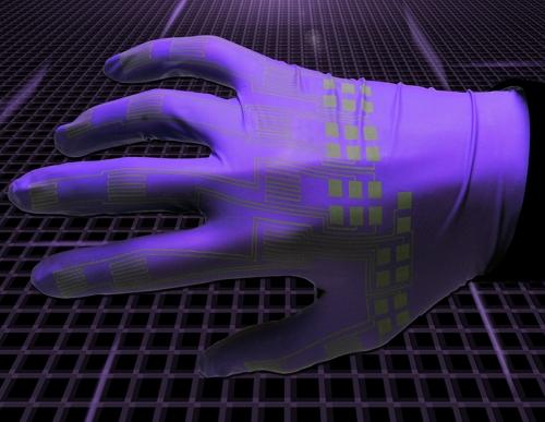 Производство гибкой электроники в промышленных масштабах