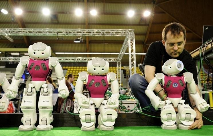 Томские инженеры создадут роботизированную футбольную команду