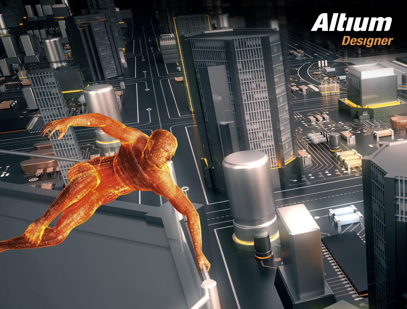 «Родник» объявляет о выходе новой версии Altium Designer 15