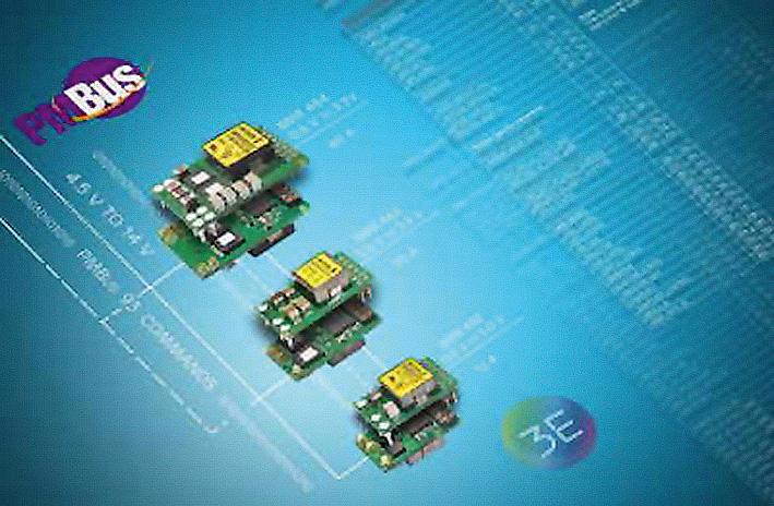 Цифровые стабилизаторы напряжения поддерживают 93 команды PMBus