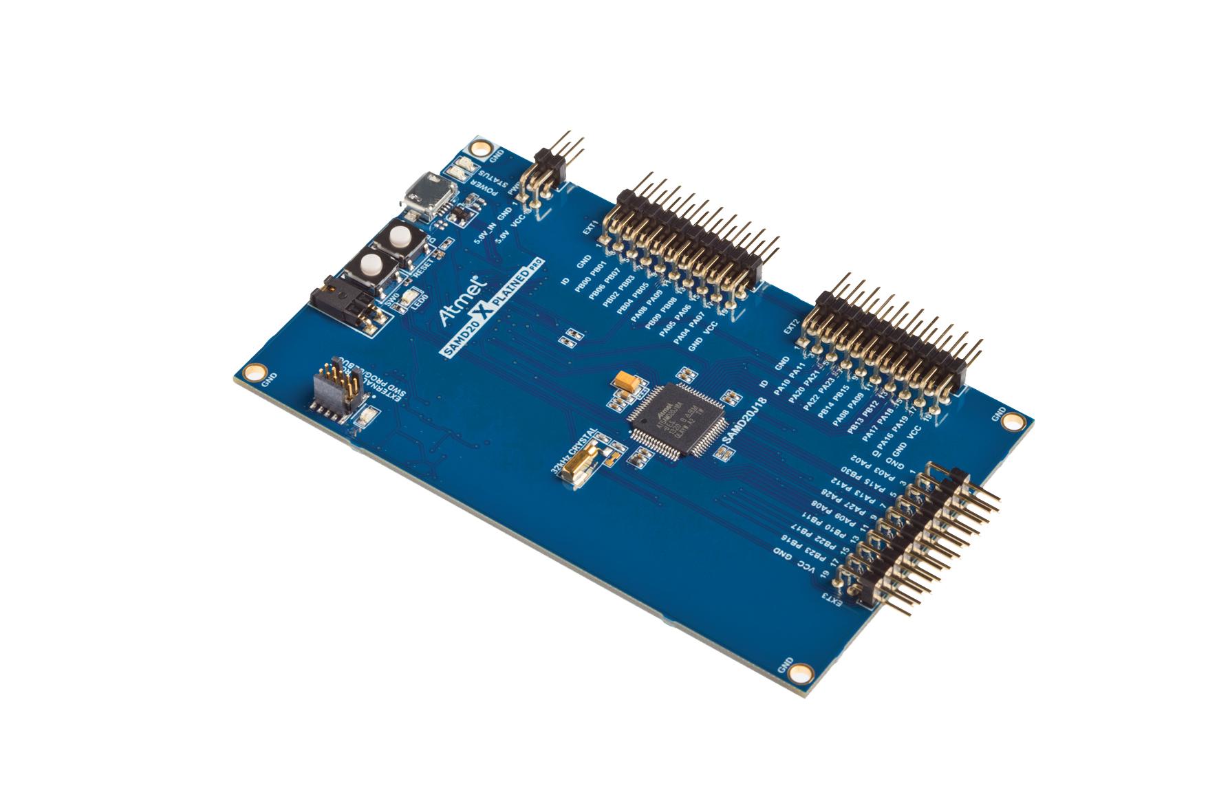 Специальное предложение на Cortex-M0+ от Atmel