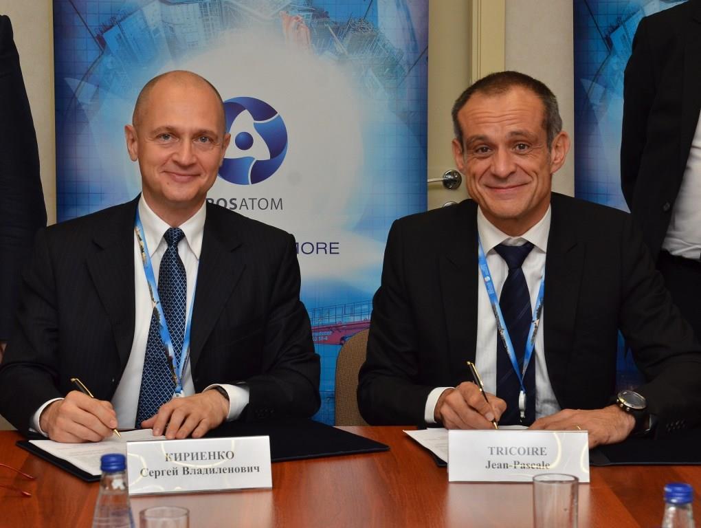 Schneider Electric и «Росатом» расширяют сотрудничество