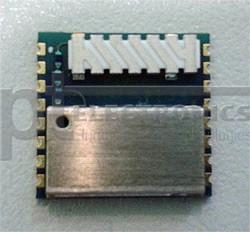 Радиомодули SP1ML STMicroelectronics на базе приемопередатчика SPIRIT1