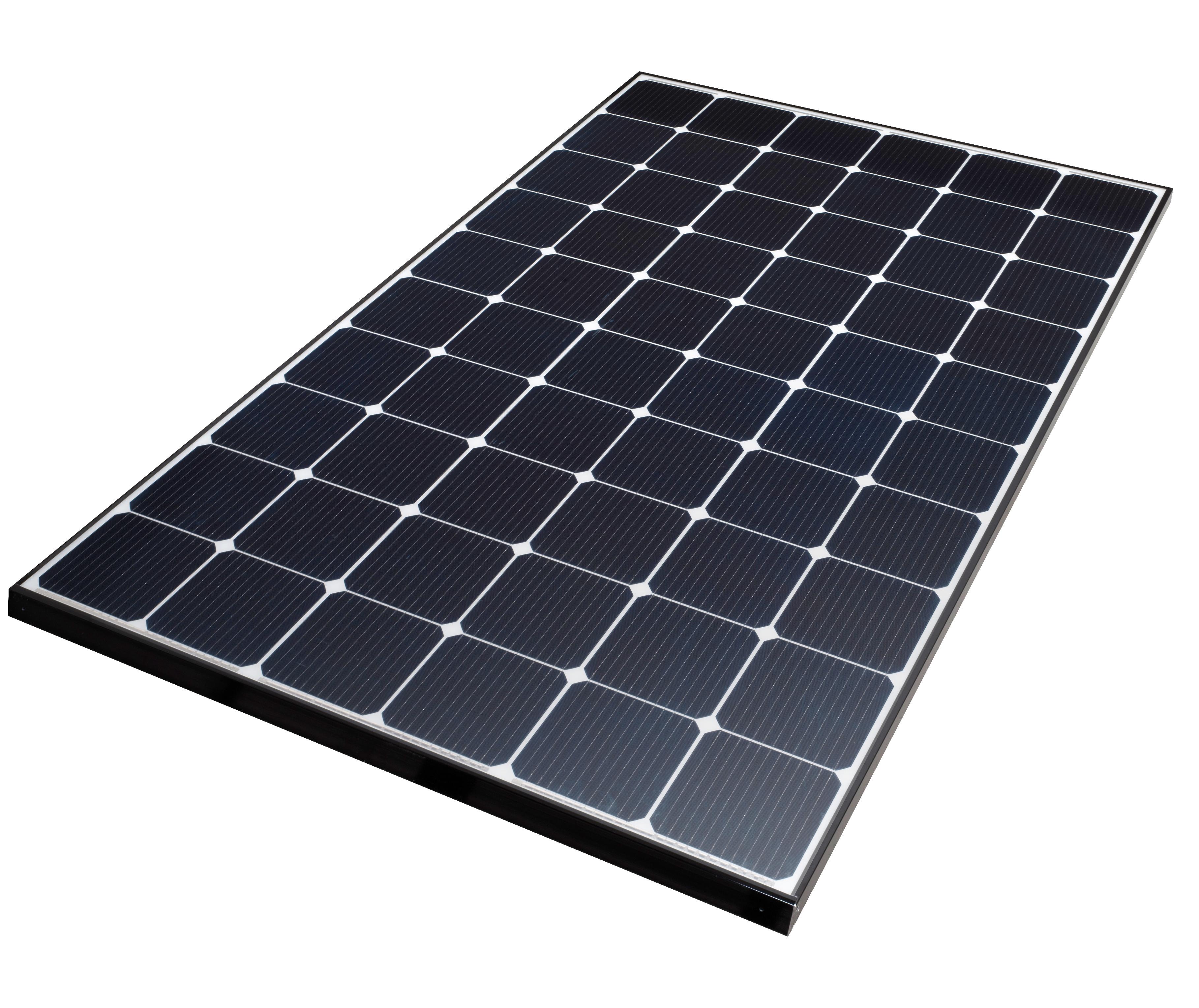 Эффективные солнечные энергетические системы от LG