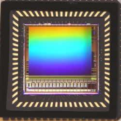 Датчики изображений с 2,3 и 5,3 мегапикселами