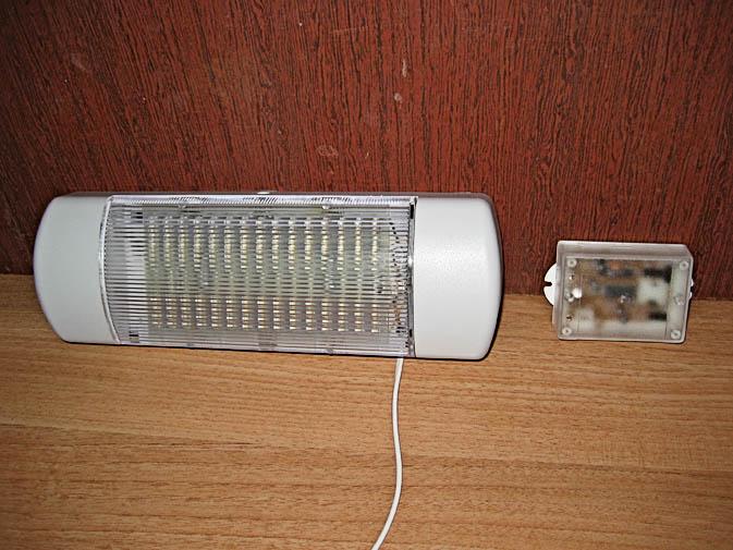 Энергосберегающий выключатель «ВАУ-1» производства ЗАО «Протон-Импульс», г.Орел