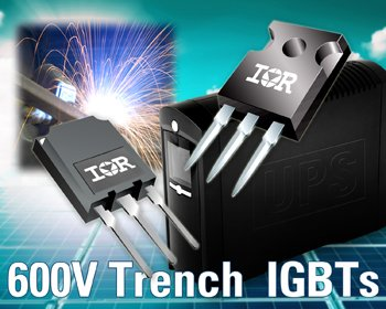 Расширение линейки сверхбыстрых IGBT 600 В