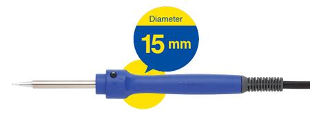 Новая модель паяльника DASH с керамическим нагревателем
