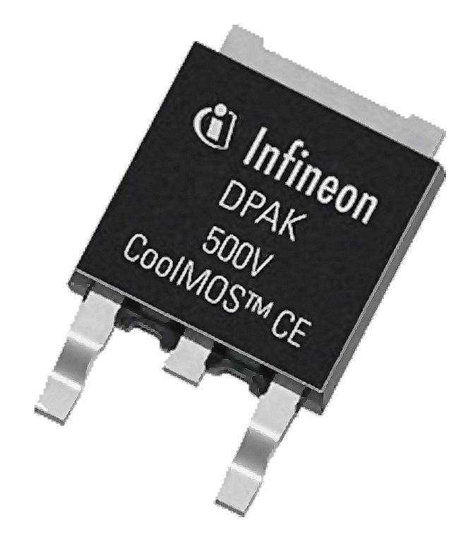 Infineon: МОП-транзистор 500 В серии CoolMOS