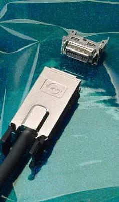 Infiniband-кабель на 40 Гб/с по восьми дифференциальным кабельным парам