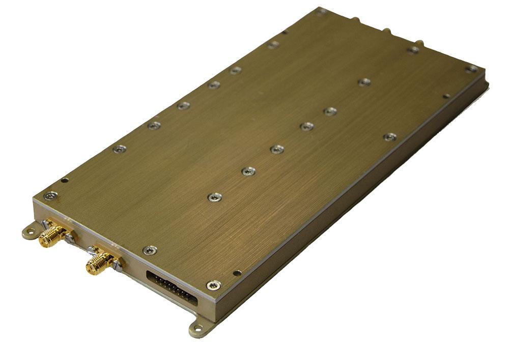 Синтезатор опорной частоты 0,5…250 МГц
