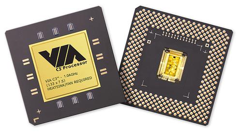 Intel может купить бизнес VIA Technologies за $500 млн