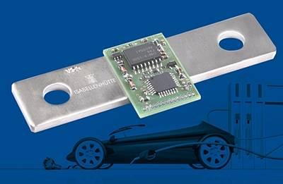 Сенсорный модуль измеряет ток 1500 A